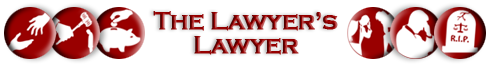 Subscribe to The Lawyer's Lawyer Email Alerts
